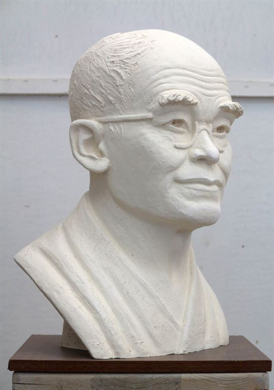 Судзуки Дайсэцу Тэйтаро. 2015. - IMG 3202 768x1090