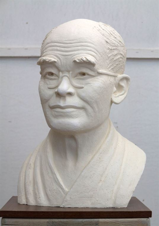 Судзуки Дайсэцу Тэйтаро. 2015. - IMG 3207 768x1090