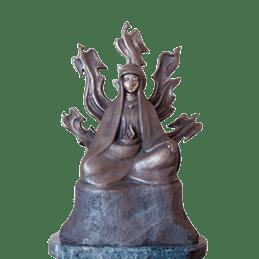 Інтер'єрна скульптура з бронзи