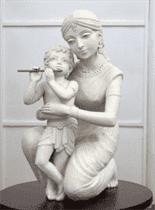 Статуя Крішни фото