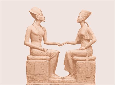 Скульптура в східному стилі