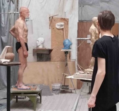 студия скульптуры