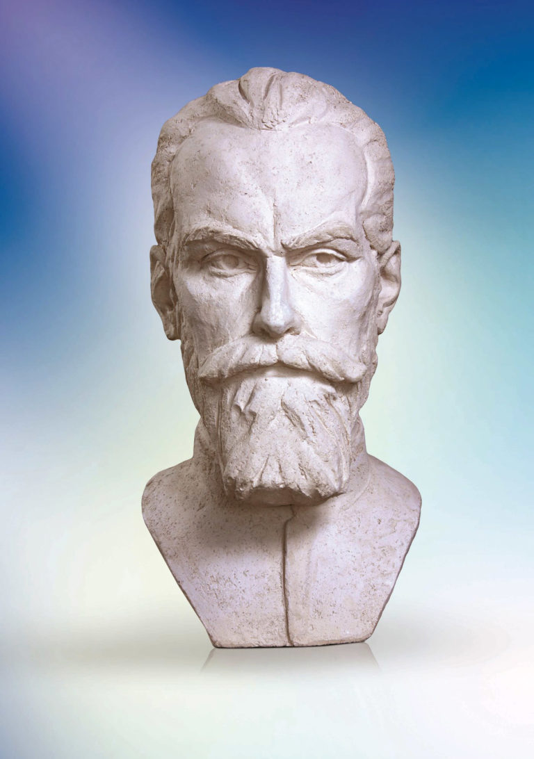Портрет Святослава Рериха. 2004. - 103 768x1092