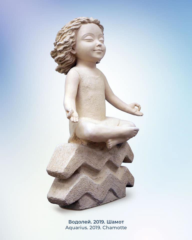 Станковая скульптура - искусство украшения интерьера. - 84004719 608078246641914 5536604313633161216 n 768x960