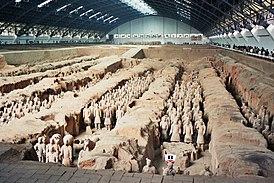 Найвідоміші скульптури всіх часів і народів - 274px xian guerreros terracota general