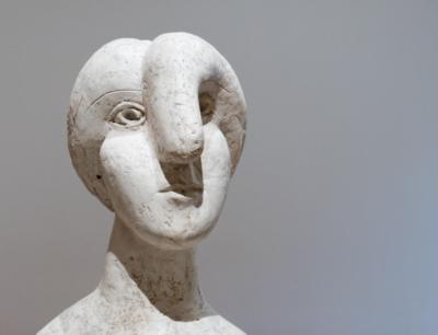 Современная скульптура: от внешних эффектовдо пробуждения духа в форме - l1060343 400x306