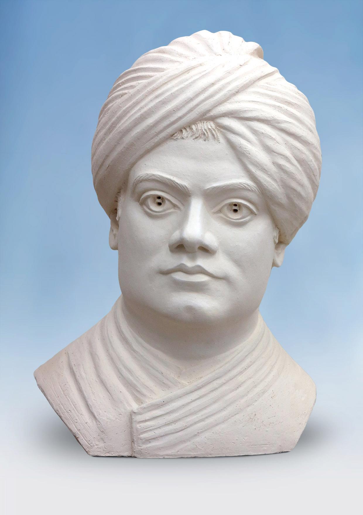 Swami Vivekananda. Great Teachers of Humanity eхhibition.  ETNOMIR  Cultural Education Center - svami vivekananda1