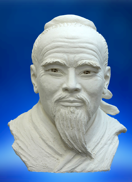 """ZHUANG ZHOU. 2012. Exhibition """"Great Teachers of Humanity"""".  """"ETNOMIR"""" Cultural Education Center - chzhuan czzy removebg preview"""