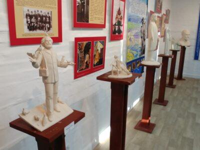 Выставка «Великие Учителя человечества» Алексея Леонова в Изваре. - img 20200817 wa0003 400x300