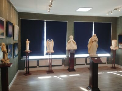 Выставка «Великие Учителя человечества» Алексея Леонова в Изваре. - img 20200817 wa0005 400x300