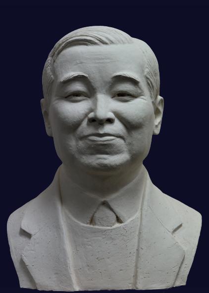 "Park Jae Woo. 2019. Exhibition ""Great Teachers of Humanity"". ETNOMIR Сultural center - pak removebg preview"