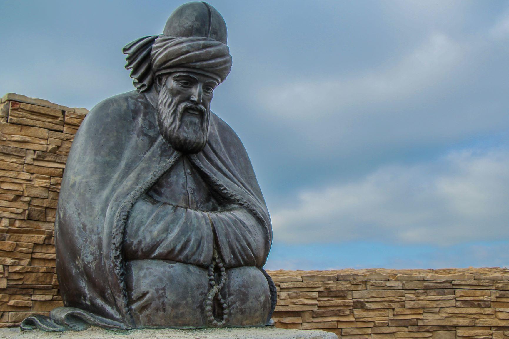 Jalaladdin Rumi. 2012. - rumi