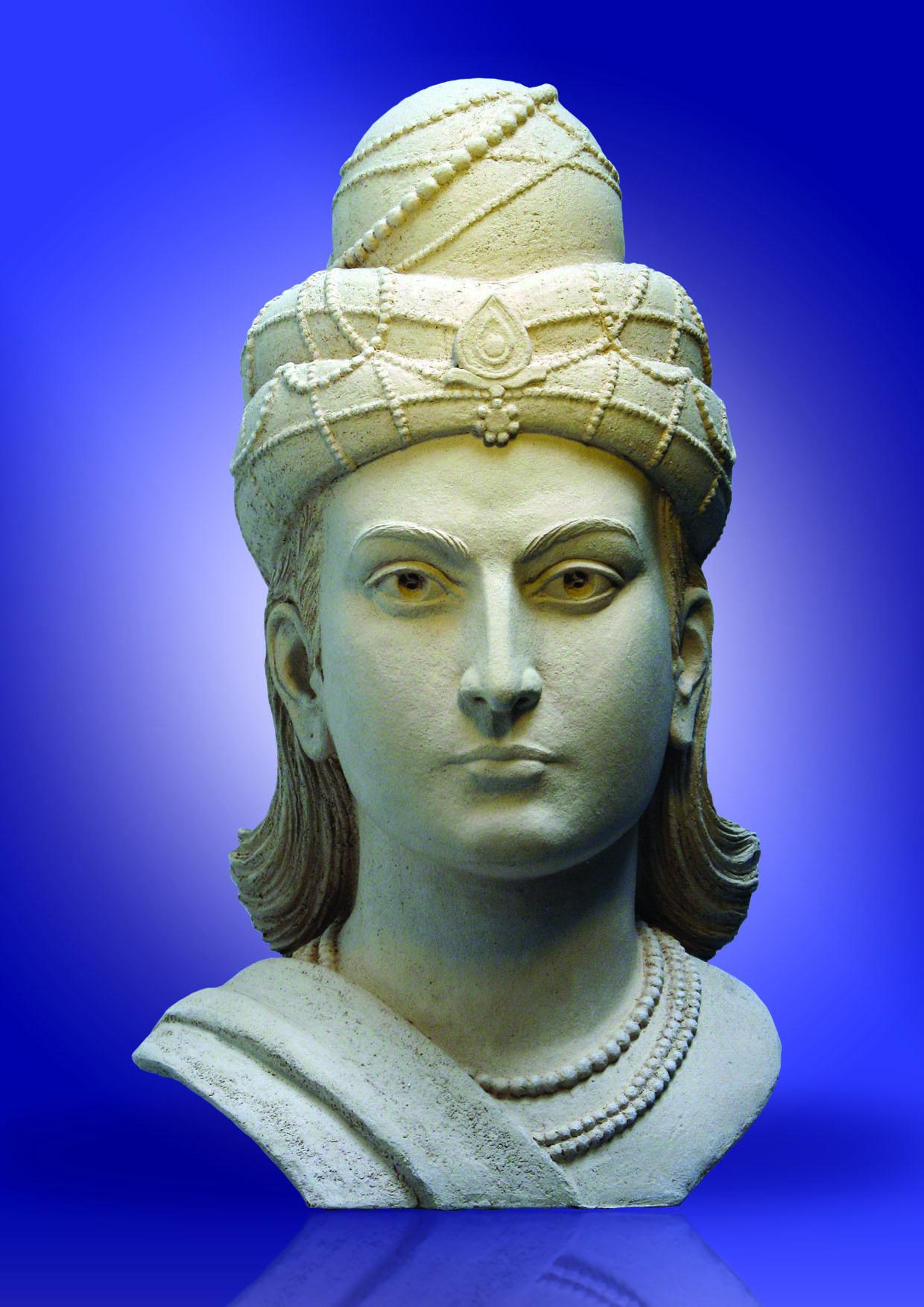 King Ashoka. 2008 - 6