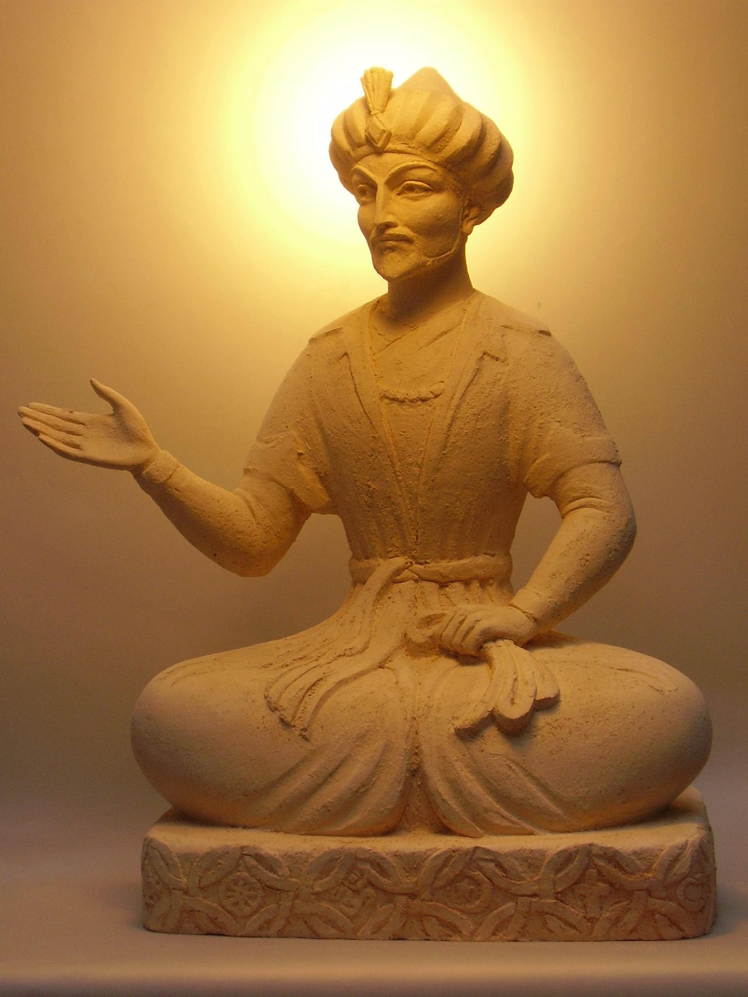 Emperor Akbar. 2004. - p1010408